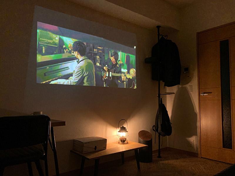 popIn Aladdin(ポップインアラジン)を使っている部屋の写真