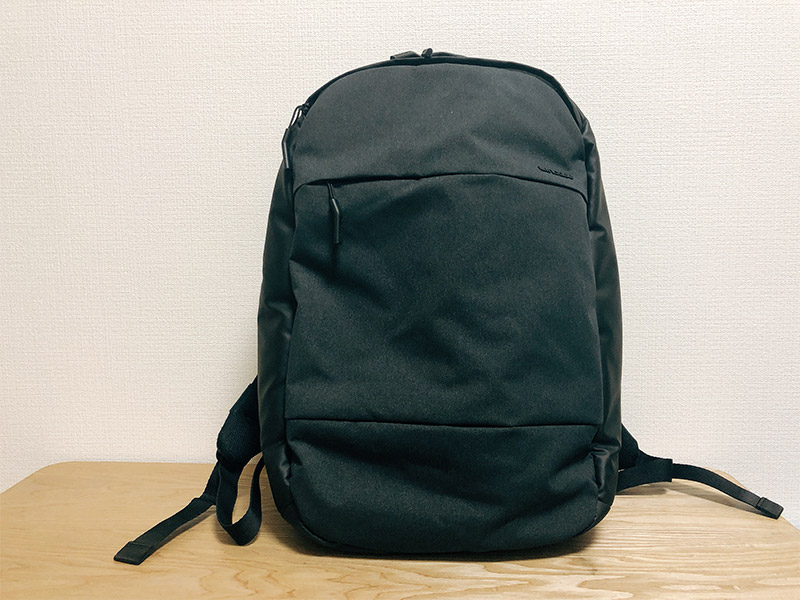 INCASE インケース City Collection Compact Backpackの写真