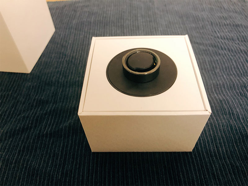 Oura Ringの写真