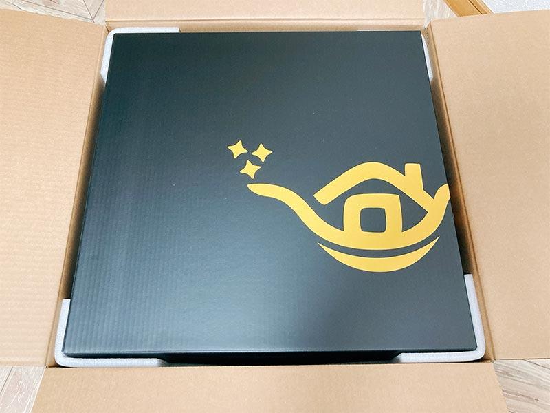 【popIn Aladdin 2】の外箱
