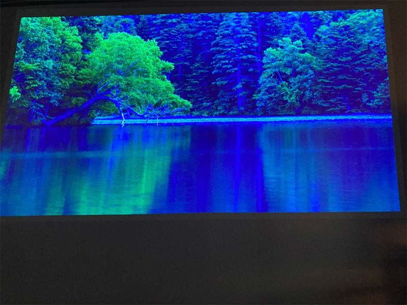 「popIn Aladdin 2」の美風景の使用写真