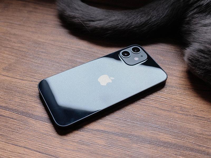 iPhone 12 miniの写真