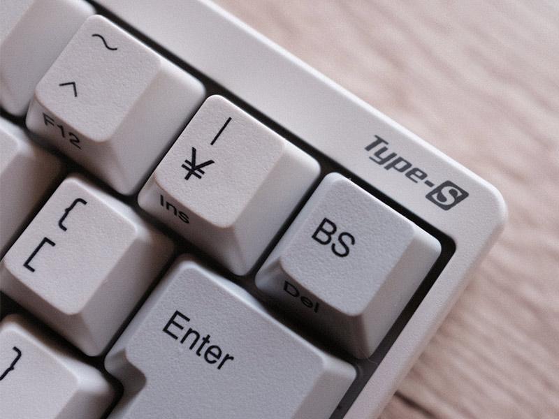 HHKB Professional HYBRID Type-Sの写真