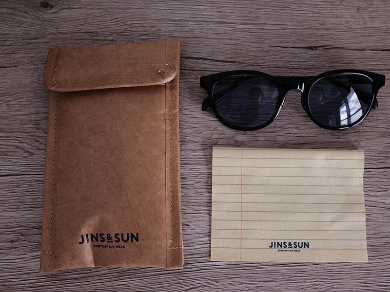 JINS&SUN BASICの写真