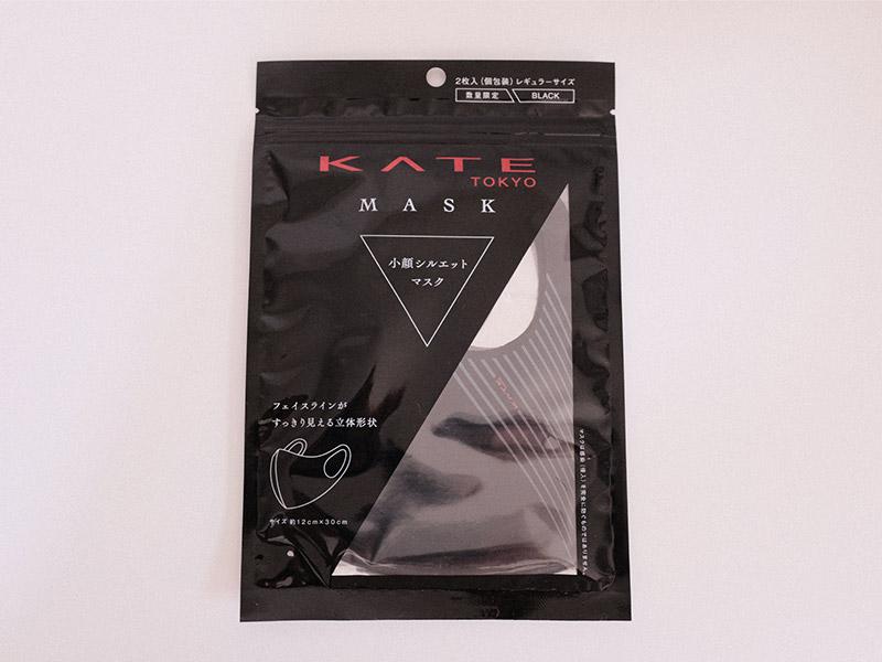 KATE 小顔シルエットマスクの写真