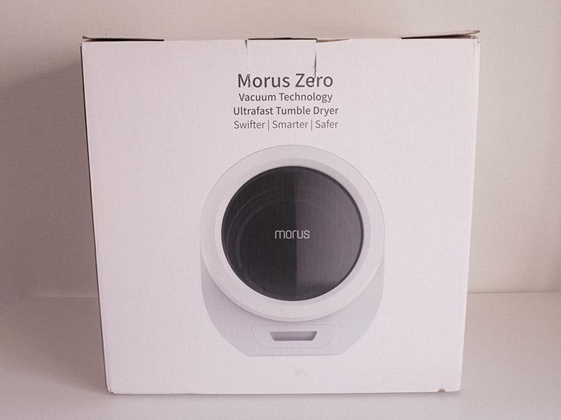 「Morus Zero」の箱の写真
